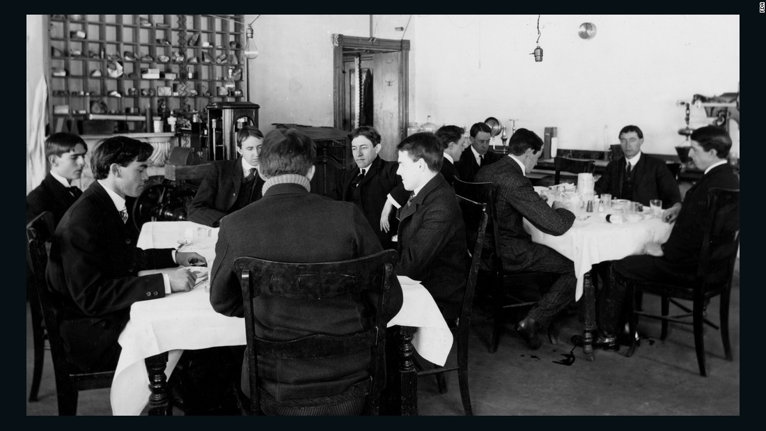 "In the early 1900s, a <a href=""http://toxsci.oxfordjournals.org/content/67/2/157.full"" target=""_blank"">group of civil servants</a> was given free room and board if the men would eat food heavily laced with widely used chemical preservatives, including borax and saccharin. <br /><br />They were required to weigh in and take their vital signs before each meal and report any physical reactions. They also had to supply their urine and feces for analysis."