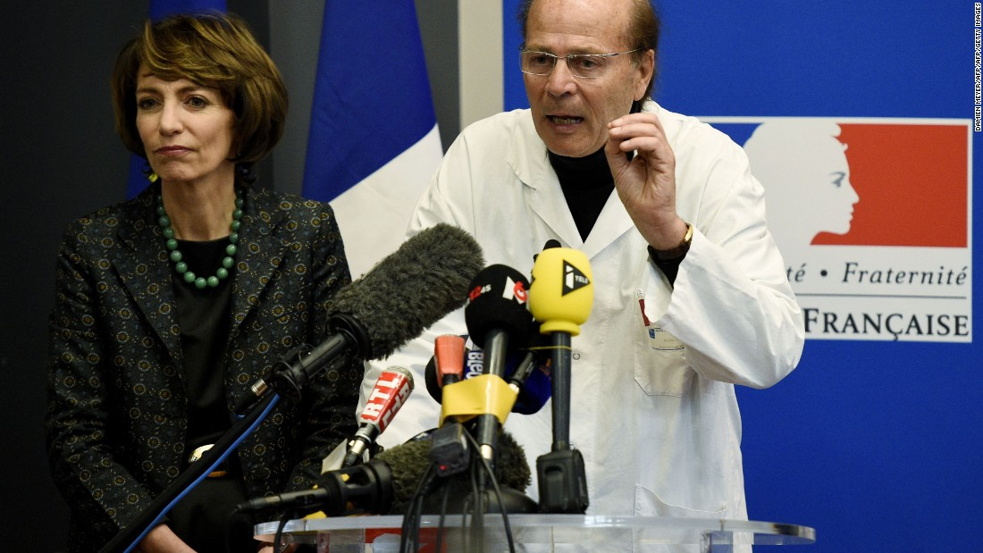 Drug trial participant dies, 5 others hospitalized in France