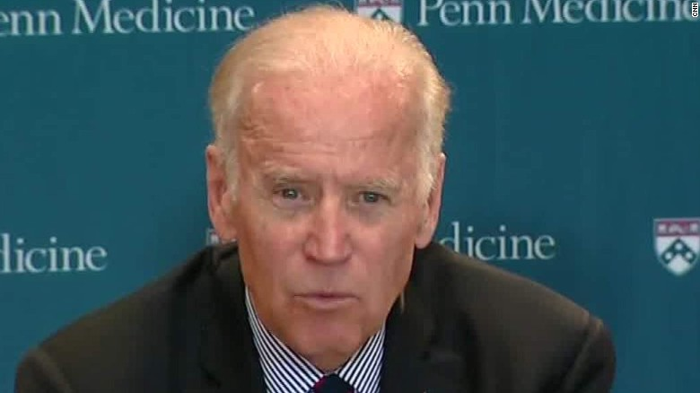 Biden kicks off 'moonshot' mission to cure cancer