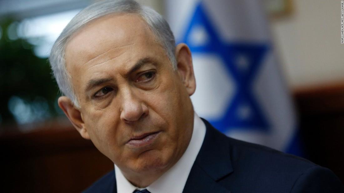 Israeli P.M. Benjamin Netanyahu: Ban Ki-moon comments encourage terror