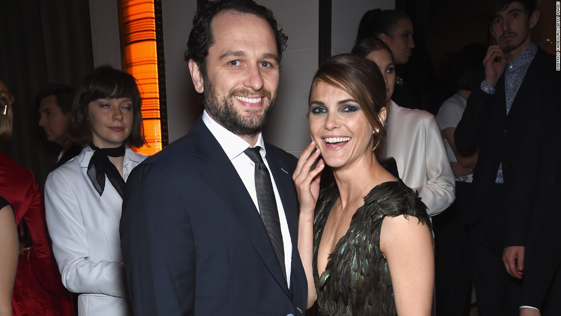 'The Americans' stars are expecting - CNN