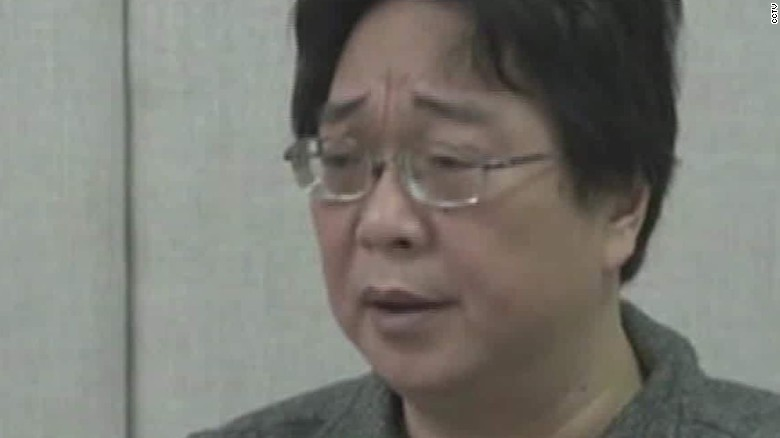 Missing HK bookseller's daughter speaks out