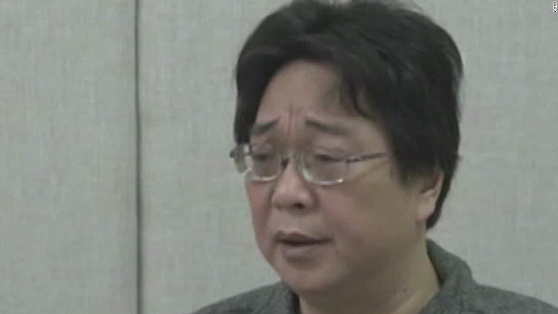 image of Missing HK bookseller's daughter speaks out