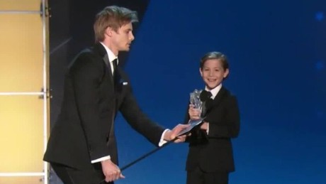 jacob tremblay acceptance speech Daily Hit NewDay_00002909