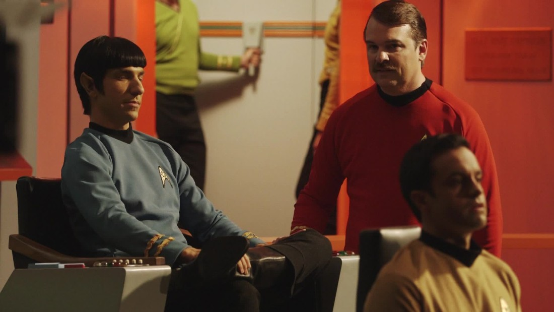 'Star Trek' show made by fans is a hit