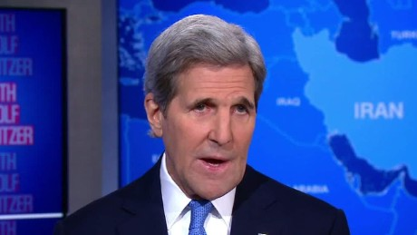 John Kerry: 'You can't just buy a bomb'