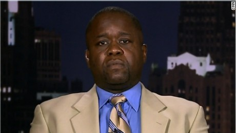 Charles Bothuell IV was doing an interview with HLN's Nancy Grace when he heard his son had been found.