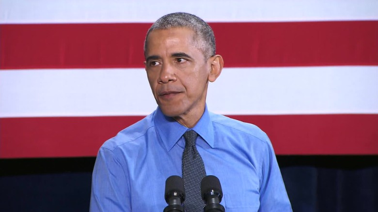 Obama pledges support to people of Flint