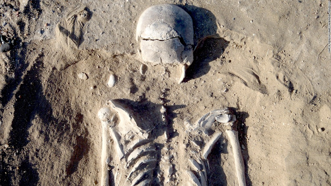 Massacre site shows man has been at war longer than we thought