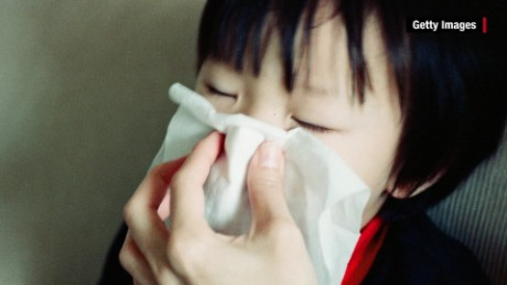 Saving your child from a killer flu