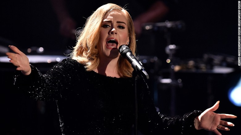 Adele's 'Hello' joins the 1 billion club on YouTube