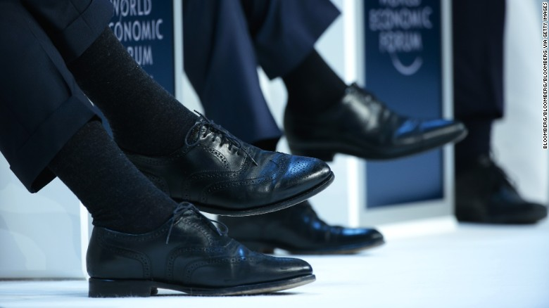 The Davos gender gap