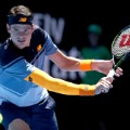 Raonic backhand aus open