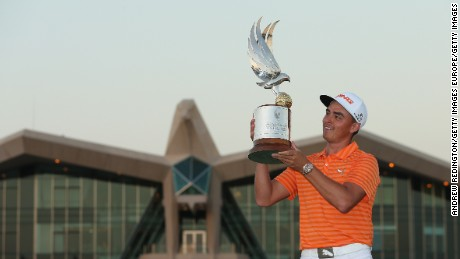 Rickie Fowler targets top three and major after Abu Dhabi triumph