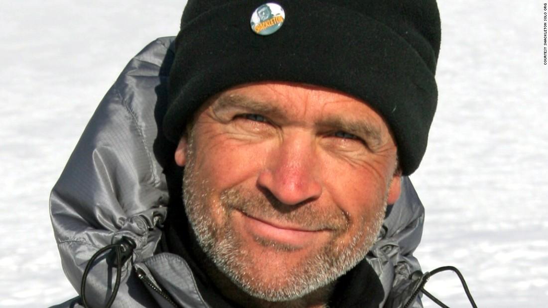 British explorer Henry Worsley dies crossing Antarctic, 30 miles short of goal