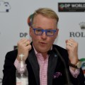 Keith Pelley golf PGA European Tour chief executive