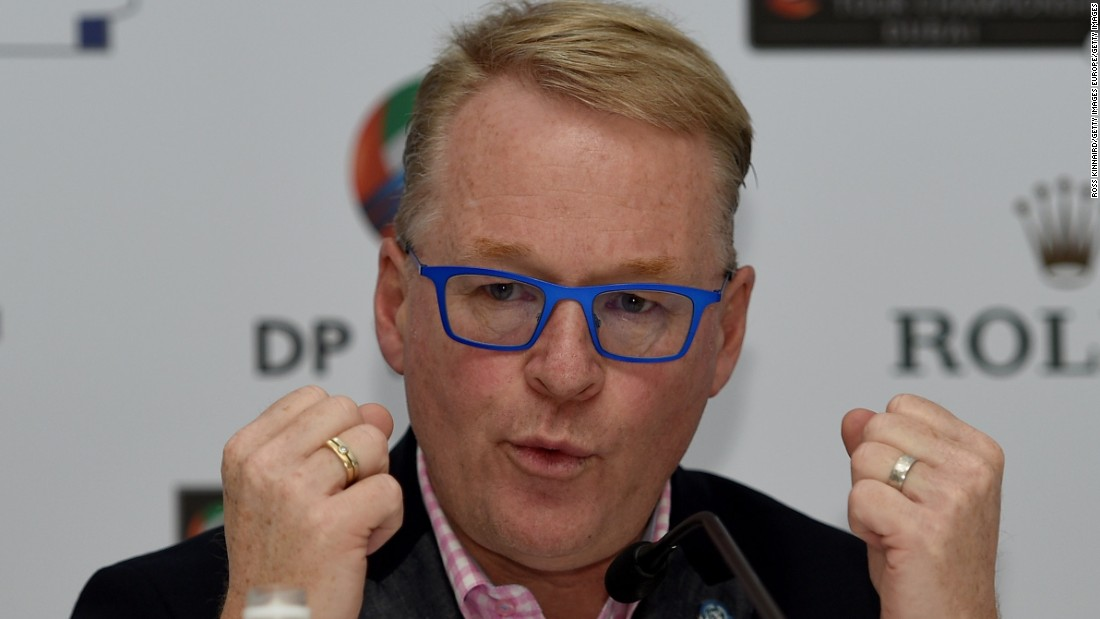 Keith Pelley, CEO of the PGA European Tour, wants to shake things up -- and he says 2017 will be the year to listen for some exciting announcements.