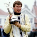 Nick Faldo yellow jumper 1987