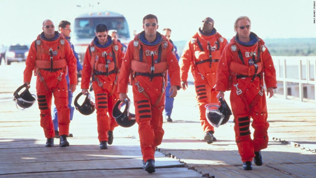 "<strong>""Armageddon"":</strong> An all-star cast including Bruce Willis, Ben Affleck and Billy Bob Thornton stars in this sci-fi about the battle to save Earth from an asteroid. <strong>(Netflix) </strong>"
