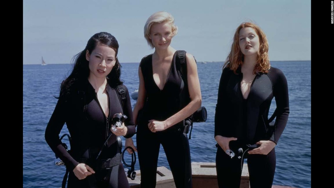 "<strong>""Charlie's Angels"":</strong> Lucy Liu, Cameron Diaz and Drew Barrymore kick some butt as a trio of female detectives. <strong>(Netflix) </strong>"