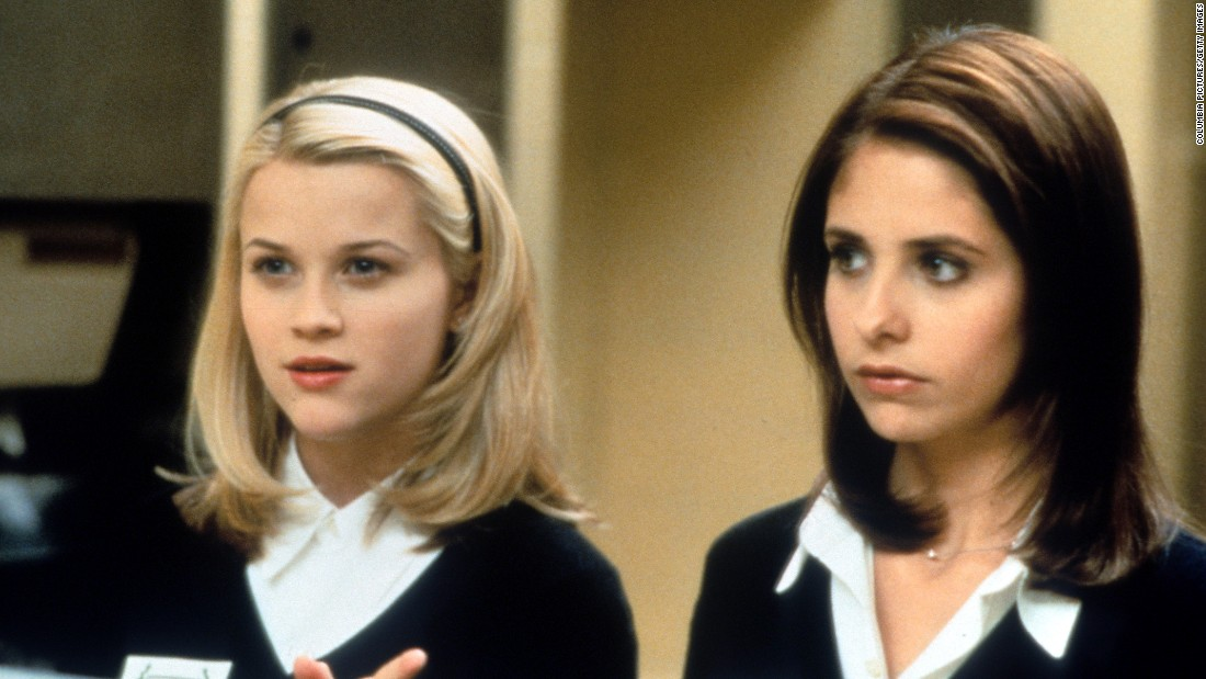 "<strong>""Cruel Intentions"":</strong> Reese Witherspoon, left, and Sarah Michelle Gellar star in this adaptation of ""Dangerous Liaisons"" that has become a cult classic. <strong>(Netflix) </strong>"