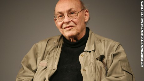 "NEW YORK - APRIL 27:  MIT professor Marvin Minsky attends the ""Conversations In Cinema: 2001: A Space Odyssey"" panel discussion held at PACE University during the 2008 Tribeca Film Festival on April 27, 2008 in New York City.  (Photo by Amy Sussman/Getty Images for Tribeca Film Festival)"