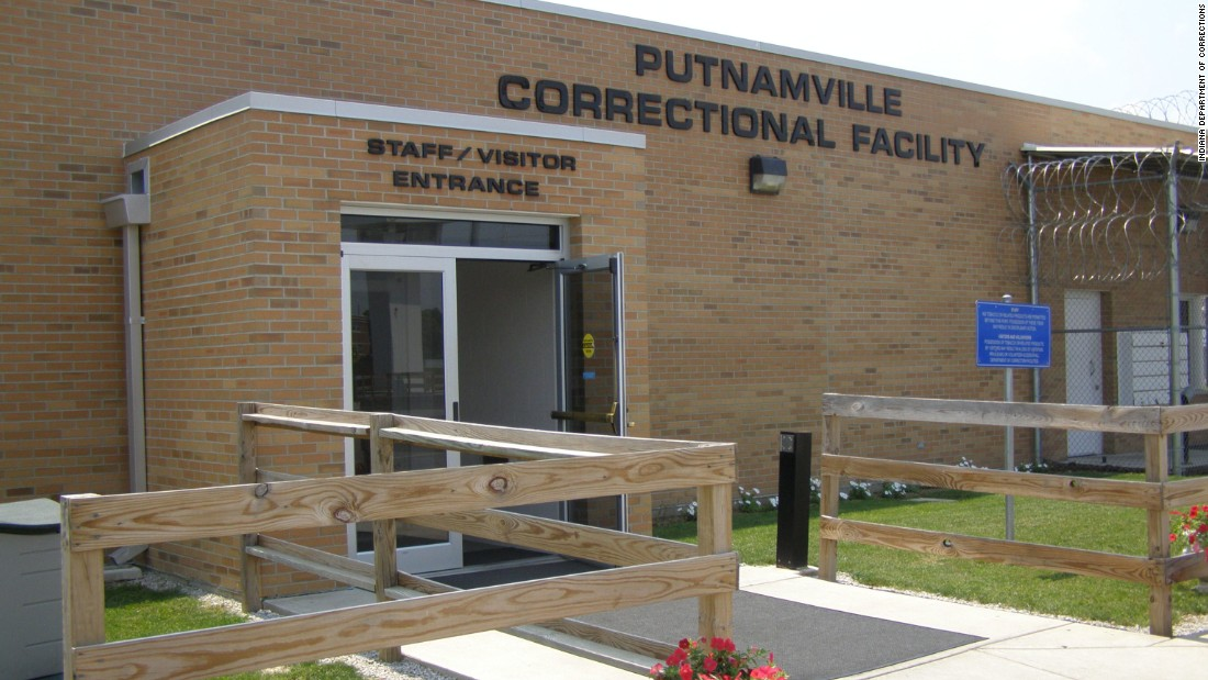 Influenza virus hits inmates in Indiana prison, officials say