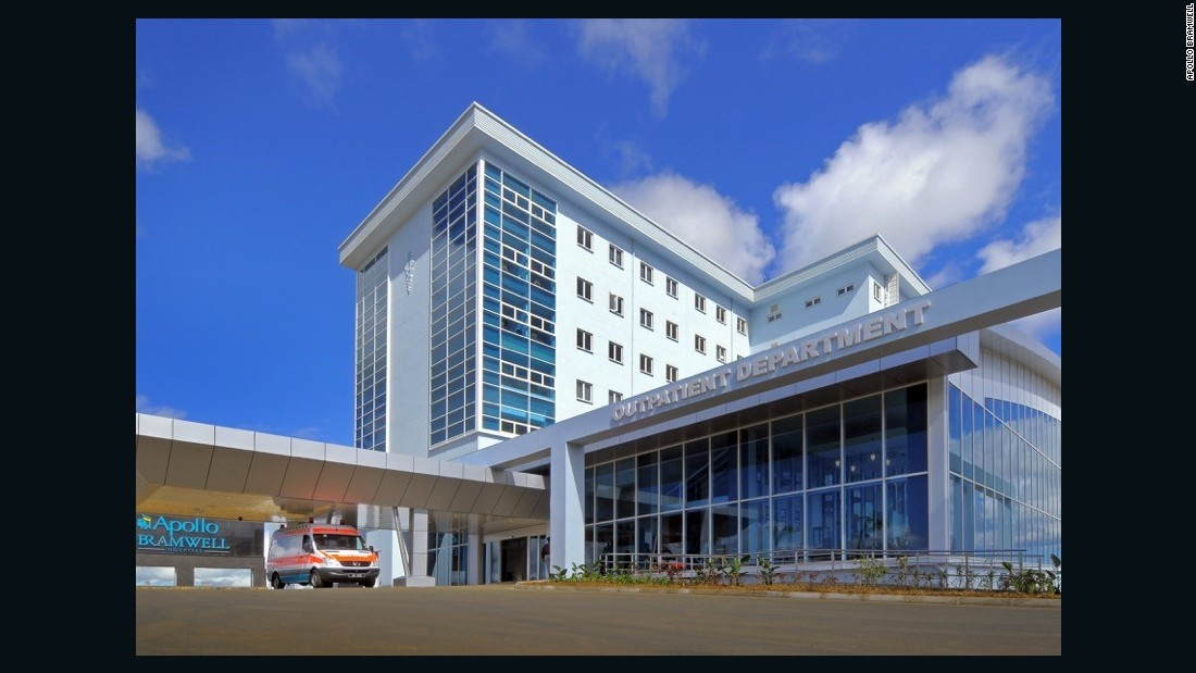 Mauritius has also seen rapid development of its infrastructure including new hospitals such as the Apollo Bramwell.