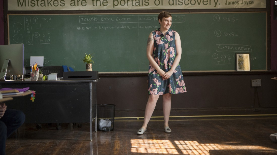 "<strong>""Girls"":</strong> Lena Dunham explores being 20-something in Brooklyn in her hit HBO series. <strong>(Amazon Prime, HBO Now)</strong>"