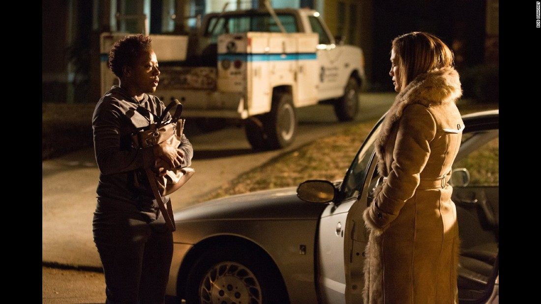 "<strong>""Lila & Eve"":</strong> Viola Davis and Jennifer Lopez star as a pair of mothers who come together after their children are murdered on the same day. <strong>(Netflix) </strong>"