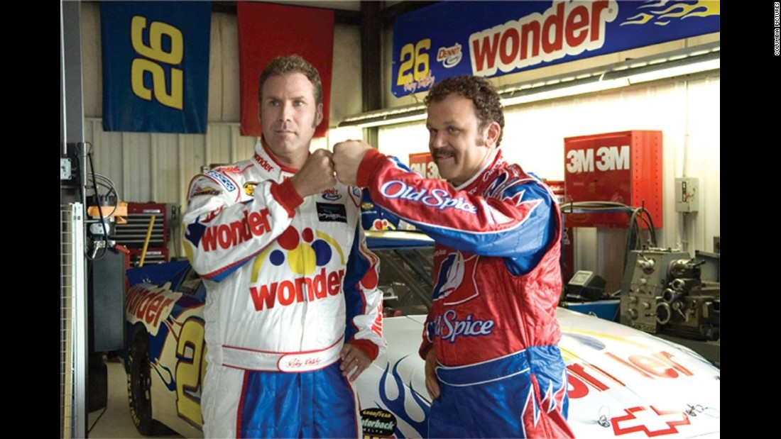 "<strong>""Talladega Nights: The Ballad of Ricky Bobby"":</strong> A pair of friends live out their race car dreams in this Will Ferrell comedy. <strong>(Netflix, Amazon Prime)</strong>"