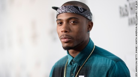 Rapper B.o.B thinks the Earth is flat, has photographs to prove it