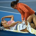 madison keys injured