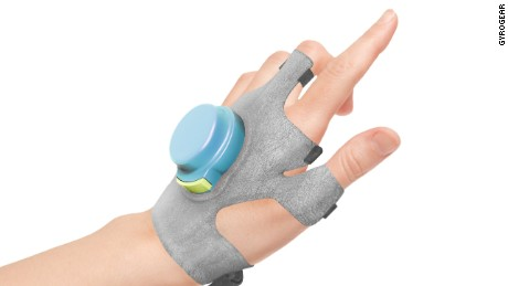 Could this glove be the solution to Parkinson's tremors?