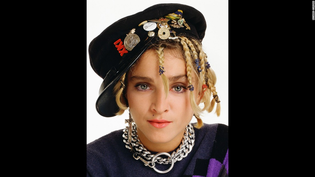 """She had a great sense of humor about herself, and only Madonna could pull this off."""