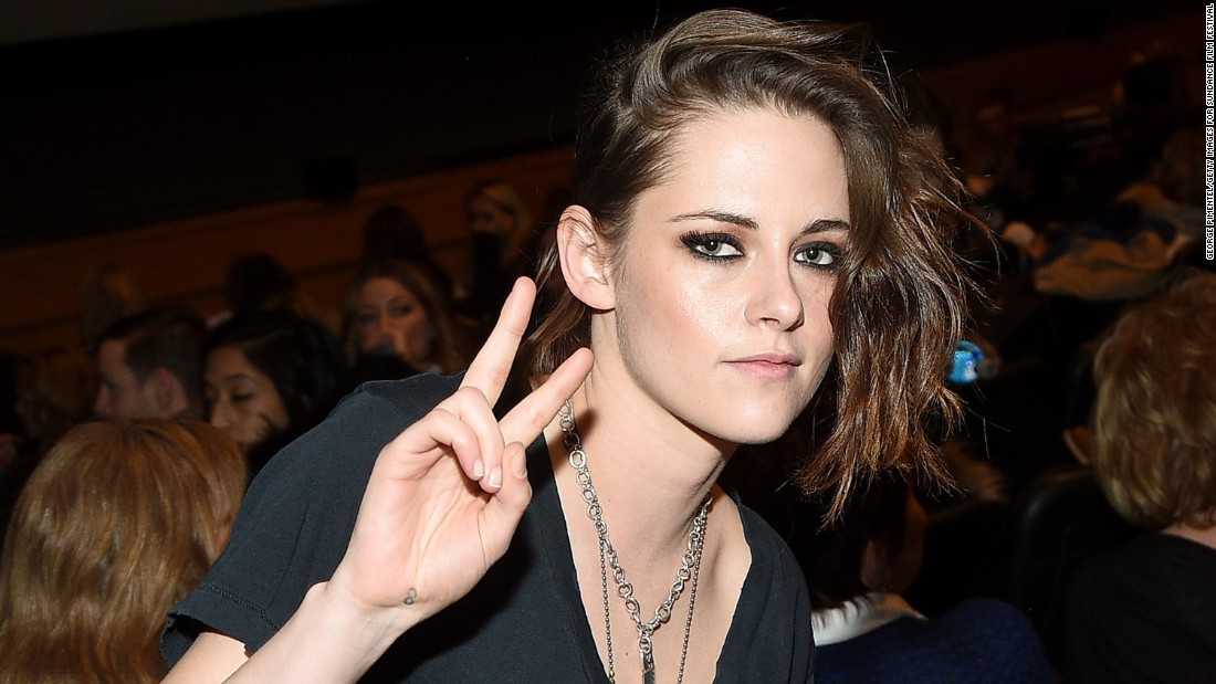 "Actress Kristen Stewart at the Sunday premiere of Kelly Reichardt's ""Certain Women."" The slice-of-life drama about three women in Montana also stars Laura Dern and Michelle Williams."
