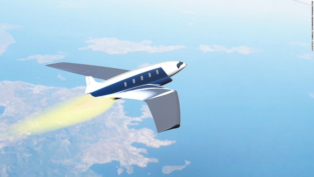 Antipode Hypersonic Jet New York To London In Minutes CNN - 5 minute video explains airplanes made