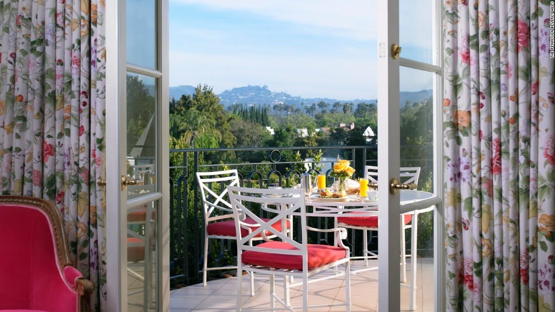 Hotel Rankings 10 Top U S Luxury Lodgings Cnn Travel