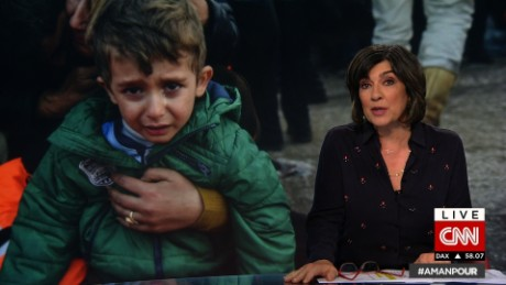 Amanpour: Have we lost our humanitarian heads, and hearts?