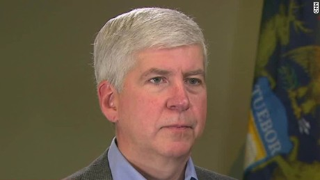 Michigan Gov. Rick Snyder declined an invitation to testify before the House Democratic Steering and Policy Committee.