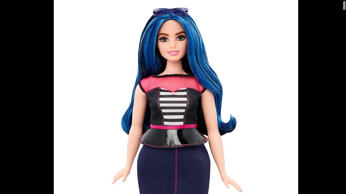 Curvy Barbie is getting much of the attention over the changes.