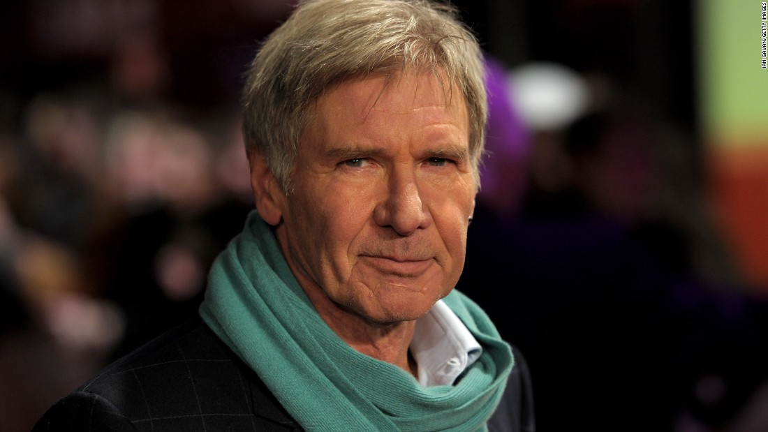 "Ford attends the UK premiere of his comedy ""Morning Glory"" on January 11, 2011, in London. The ""Star Wars"" veteran is the highest-grossing actor of all time."