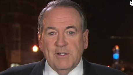Mike Huckabee interview Trump rally Lemon CTN interview _00001312