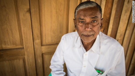 Kyaw Aung, like many Rohingya, pins his hopes on Aung San Suu Kyi, as her party takes power.