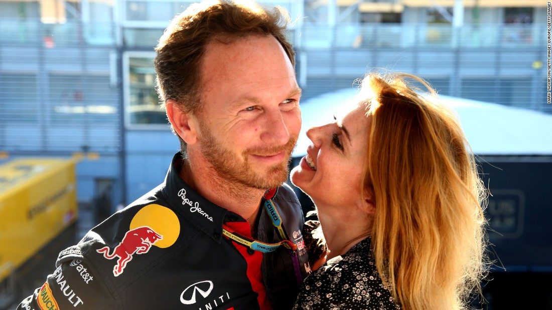 gerry christian personals Geri halliwell 'dating formula one team boss christian horner' the pop star, 41, is said to be smitten with the former formula 3000 racer, who recently split with his long term partner beverley .