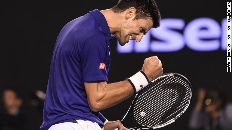 Australian Open 2016: Novak Djokovic eases past Andy Murray for historic title