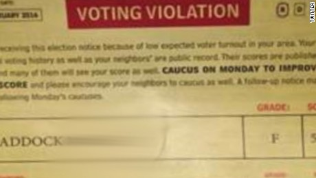 Iowa's secretary of state rips Ted Cruz over campaign mailer ...
