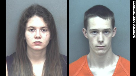 Natalie Keepers and David E. Eisenhauer have been arrested in the death of Nicole Madison Lovell.