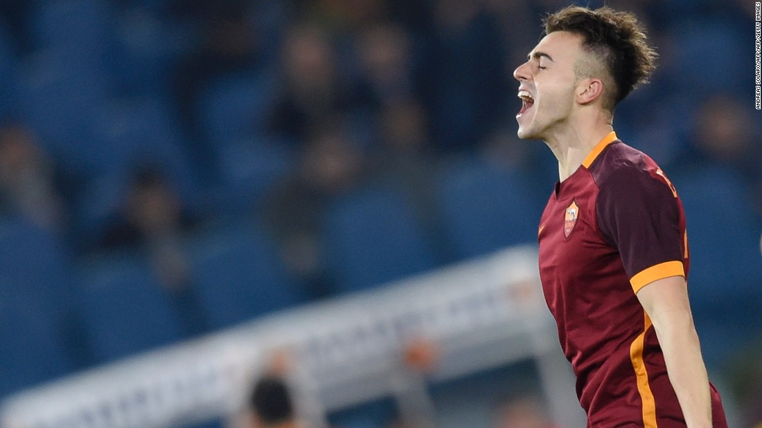 The 23-year-old, seeking to win back his Italy place ahead of Euro 2016, returned to Serie A on a $2 million loan deal with an option to join Roma permanently for a further fee of $14.2 million. His season-long loan at Monaco was cut short when French club decided not to seek a permanent deal.