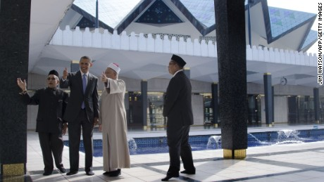 President Obama's visit to a mosque: long overdue -- and vital